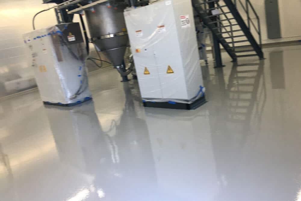 Cmmercial Epoxy Floor coating