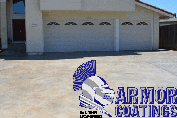 Repair Cracks and Resurface a Concrete Driveway