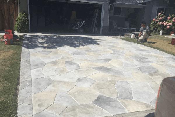 Resurface a Concrete Driveway