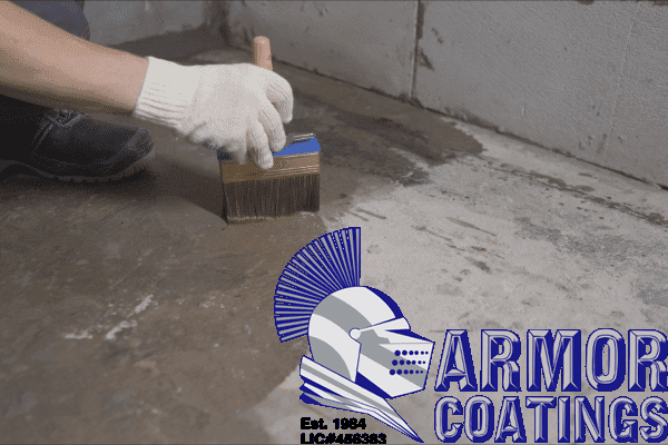 Waterproofing Concrete
