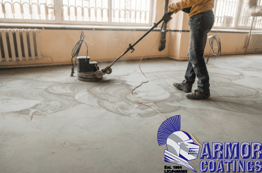 how to seal concrete